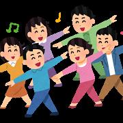 福岡の余興でダンスやフラッシュモブ